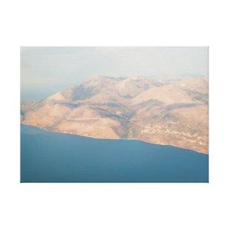 Reisesammlung. Griechenland. Kefalonia Leinwanddruck