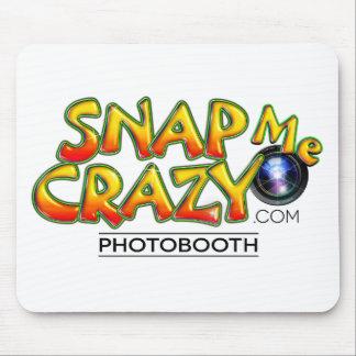 Reißen Sie mich verrückte Foto-Stand-Mausunterlage Mauspads