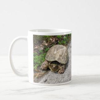 Reißende Schildkröte Kaffeetasse