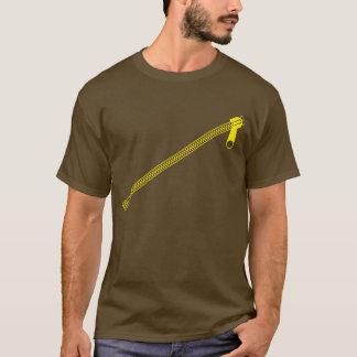 Reißverschluss T-Shirt