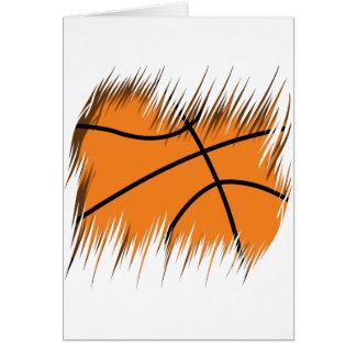 Reißwolf-Basketball Karte