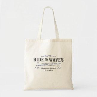 Reiten Sie die Wellen-Tasche Tragetasche