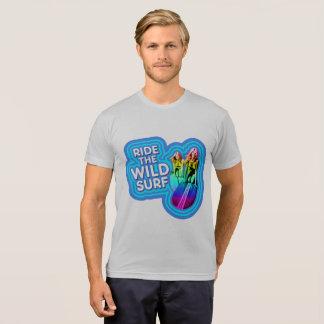 REITEN SIE DIE WILDE BRANDUNG T-Shirt
