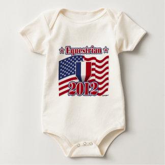 Reiter 2012 baby strampler