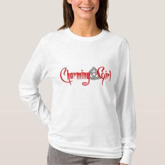 Reizend Mädchen T-Shirt