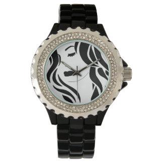 Reizende Dame Uhr