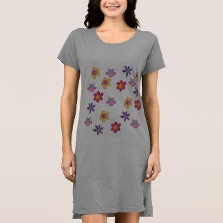 reizende Eulen Kleid
