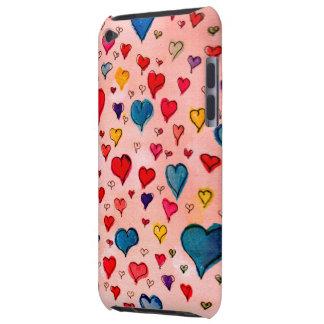 Reizende Herzen iPod Case-Mate Hülle