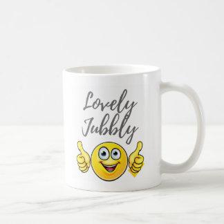 Reizende Jubbly Kaffee-Tasse Kaffeetasse