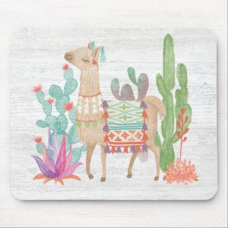 Reizende Lamas IV Mousepad