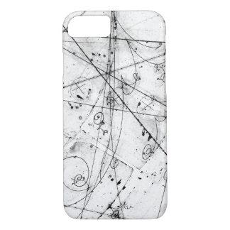 Reizende Partikelphysikspuren iPhone 8/7 Hülle