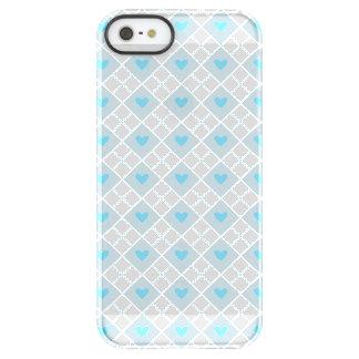 Reizende Raute Permafrost® iPhone SE/5/5s Hülle