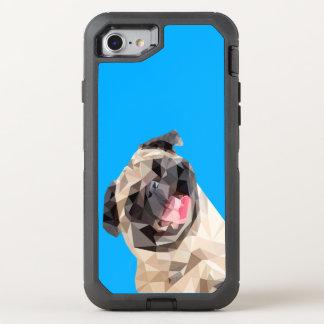 Reizender Mopphund OtterBox Defender iPhone 8/7 Hülle
