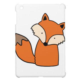 Reizender roter Fuchs iPad Mini Hülle