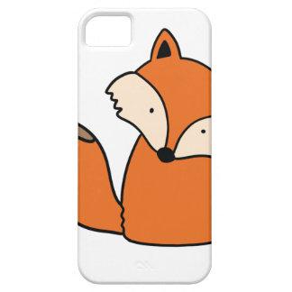 Reizender roter Fuchs Schutzhülle Fürs iPhone 5