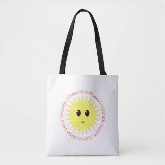 Reizender Sonnenschein Tasche