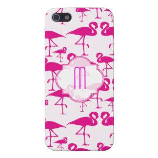 Reizender tropischer rosa Flamingo Hülle Fürs iPhone 5