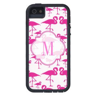 Reizender tropischer rosa Flamingo Schutzhülle Fürs iPhone 5