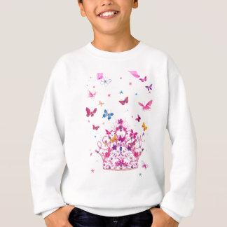 Reizender Unendlichkeits-Schmetterling Sweatshirt