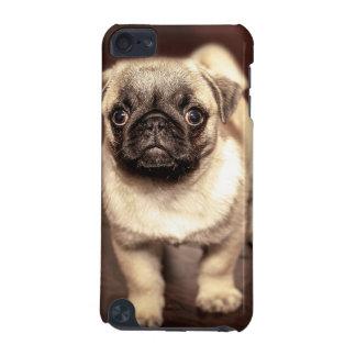 Reizender Welpen-Mops, Hund, Haustier, Tier iPod Touch 5G Hülle