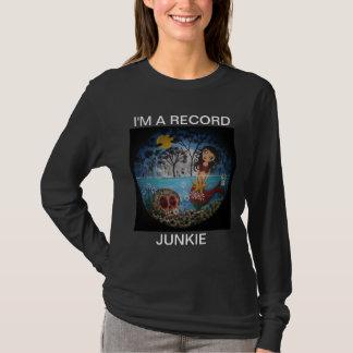 Rekordkunst durch Lori Everett T-Shirt