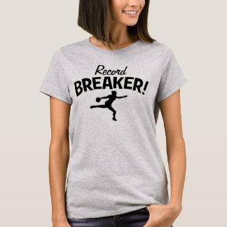 Rekordunterbrecher! Discusthrow-Shirt T-Shirt
