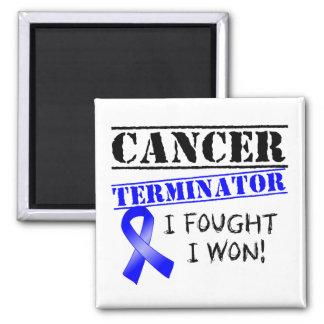 Rektaler Krebs-Abschlussprogramm Kühlschrankmagnete