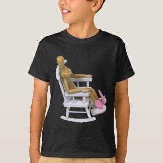 RelaxingBunnySlippers121909 T-Shirt