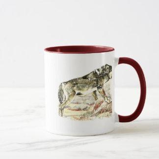 Relese das Tier nach innen Tasse