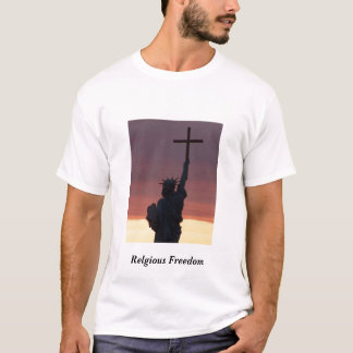 Relgious Freiheits-T - Shirt