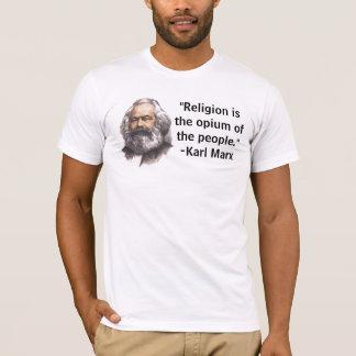 """""""Religion ist das Opium der Leute."""" T - Shirt"""