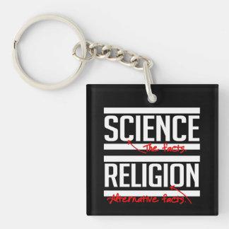 Religion ist eine alternative Tatsache - - Schlüsselanhänger