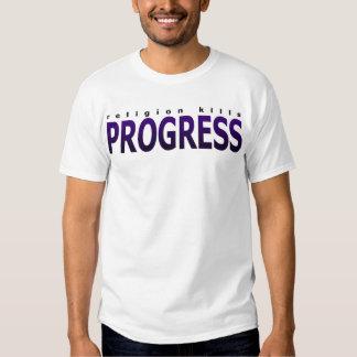 Religions-Tötungs-Fortschritt Shirt