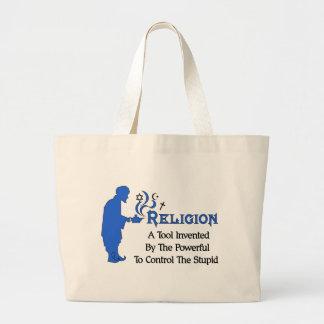 Religions-Werkzeug Jumbo Stoffbeutel