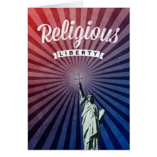 Religionsfreiheit Karte