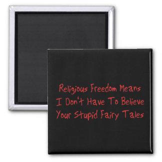 Religiöse Freiheit Magnets