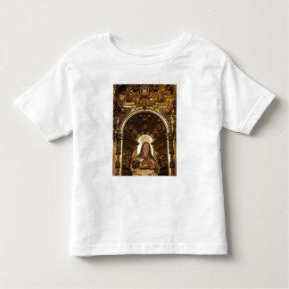 Religiöse Kunst, die Sankt Teresa 2 darstellt Kleinkind T-shirt