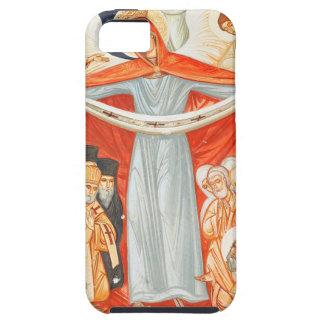 Religiöse Malerei iPhone 5 Hülle