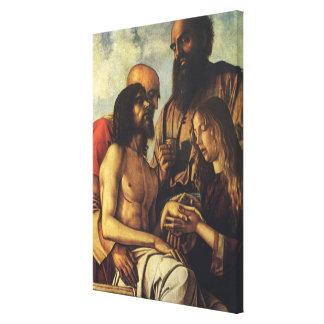 Religiöse Renaissance, Pieta durch Giovanni Leinwanddruck