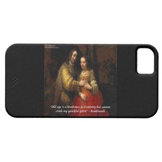 """Rembrandt """"die jüdische Braut"""" u. berühmtes Schutzhülle Fürs iPhone 5"""