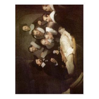 Rembrandt Harmenszoon van Rijn:    Rembrandt:  1 Postkarte