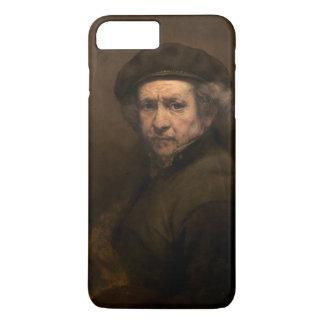 Rembrandt-Selbstporträt-Vintage feine iPhone 7 Plus Hülle