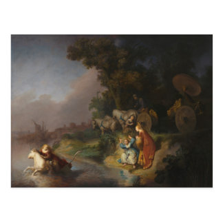 RembrandtEuropa Postkarte