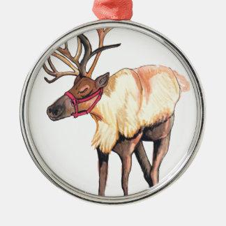 Ren Silbernes Ornament