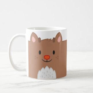 Ren-Tasse Kaffeetasse