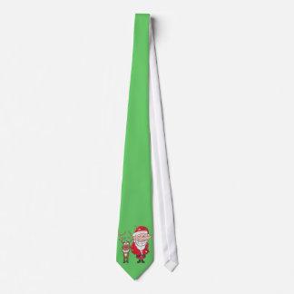 Ren und Sankt-Krawatte Krawatten