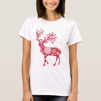 Ren-Weihnachten T-Shirt