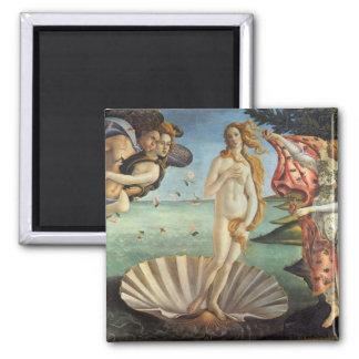 Renaissance-Kunst, die Geburt von Venus durch Quadratischer Magnet