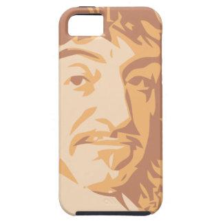 Rene Descartes iPhone 5 Hülle