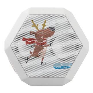 Reneis-Skate Weiße Bluetooth Lautsprecher